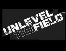 #326 para UNLEVEL THE FIELD - Re-Do Graphic for Sports Company por julianikolaeva