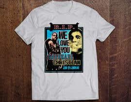 #6 untuk Memorial- R.I.P.'s t-shirts oleh imagencreativajp