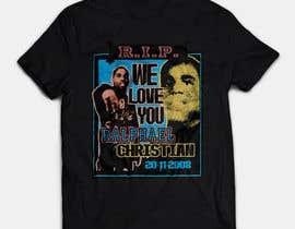 #8 untuk Memorial- R.I.P.'s t-shirts oleh imagencreativajp
