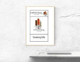 #11 for Cigarette box package by shafiul155