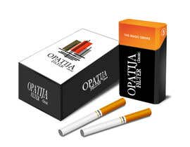 #18 for Cigarette box package by kunalsom