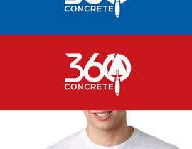 #58 for Design a Logo - 360 Concrete - Concrete Business by fourtunedesign