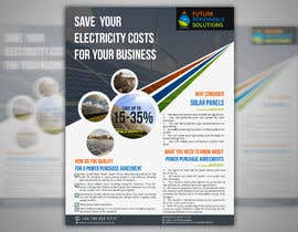 #29 for Design a Flyer for Renewable energy comapny by mdreyad1656