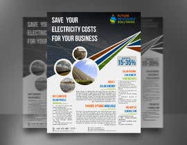 #49 for Design a Flyer for Renewable energy comapny by mdreyad1656