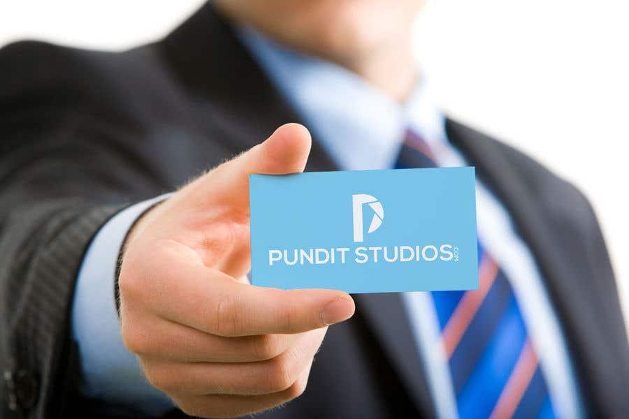 Proposition n°216 du concours Design a Logo for Pundit Studios