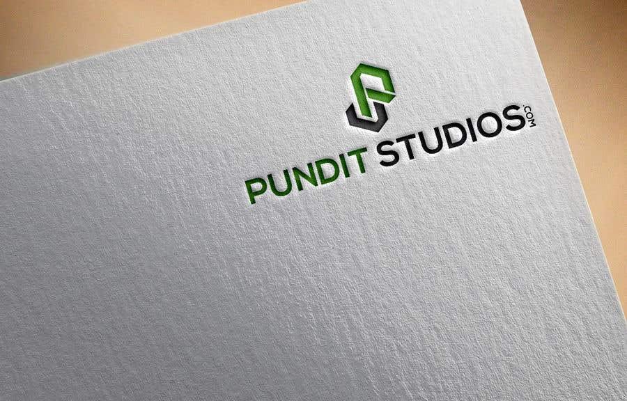 Proposition n°222 du concours Design a Logo for Pundit Studios