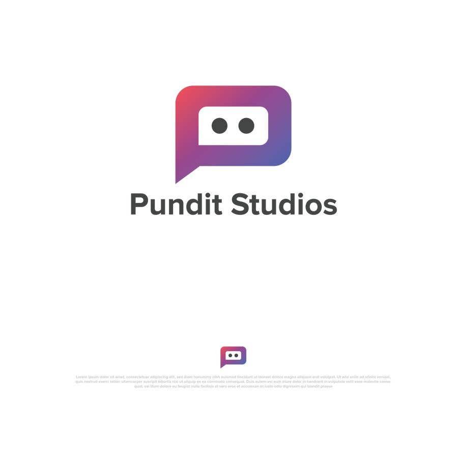 Proposition n°525 du concours Design a Logo for Pundit Studios