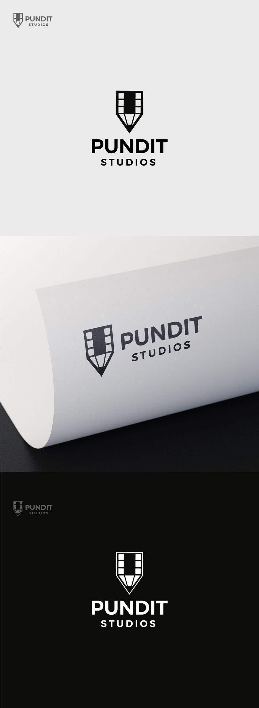 Proposition n°308 du concours Design a Logo for Pundit Studios