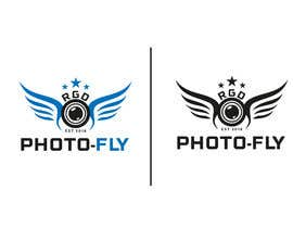 #7 for Logo design - photo fly by mdrozen21