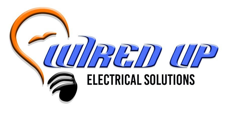 ... business name and Logo Design for Electrical company by phiew06