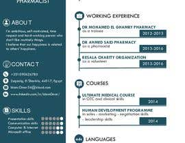 #3 for Create an infographic CV by MohamedOmar0