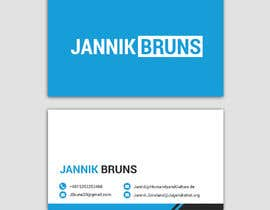 #23 for Business Card Design   SIMPLE   MINIMALISTIC by smartghart