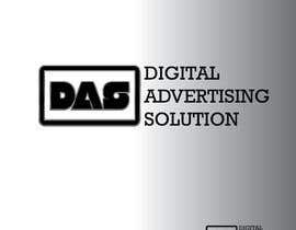 "pasathai84 tarafından Design a Logo for new startup called ""Digital Advertising Solutions Inc"" için no 71"
