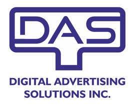 "lnnone tarafından Design a Logo for new startup called ""Digital Advertising Solutions Inc"" için no 70"