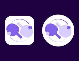 #130 for Logo design for Ping Pong app by vladimirsozolins
