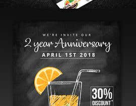 #72 for Java juice box 2 yr anniversary by ssandaruwan84