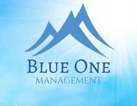 #5 para Need a logo deisgned for a management company called Blue One Management, colours sky blue and white writing por varunaparsan