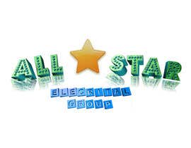 "#12 for I would like a logo designed for an electrical company i am starting, the company is called ""All Star Electrical Group"" i like the colours green and blue with possibly a white background and maybe a gold star somewhere but open to all ideas by vucha"