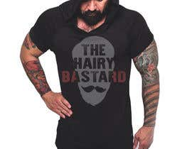 #47 cho THE HAIRY BASTARD needs a SUPER SEXY MENS T shirt and trucker hat for its brand bởi lemonadePRO