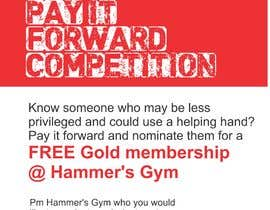 #12 for Pay it forward competition by sanpingle