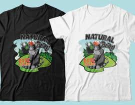 #60 cho T-shirt / logo design bởi RibonEliass