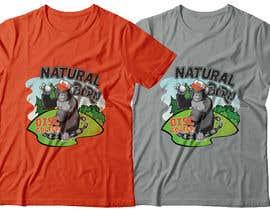 #61 for T-shirt / logo design by RibonEliass