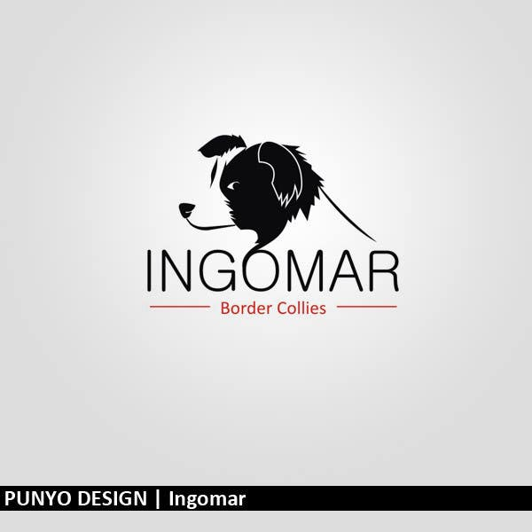 #293 for Logo Design for Ingomar Border Collies by punyo