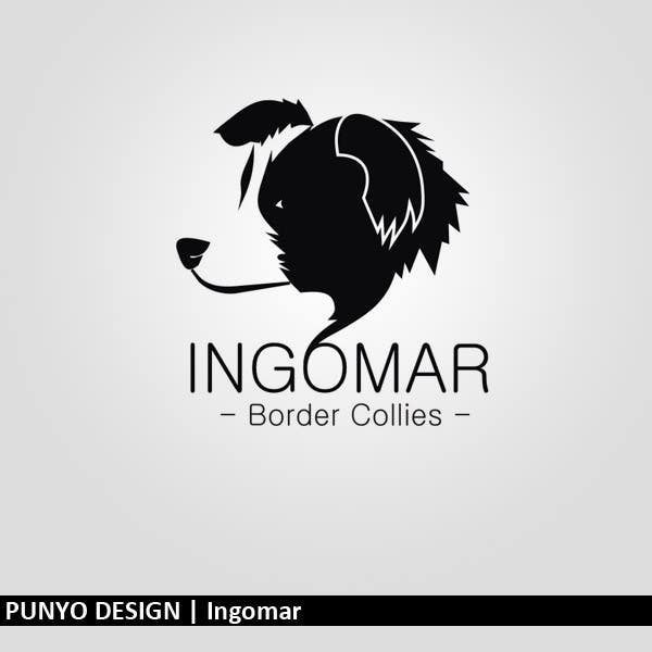 #260 for Logo Design for Ingomar Border Collies by punyo