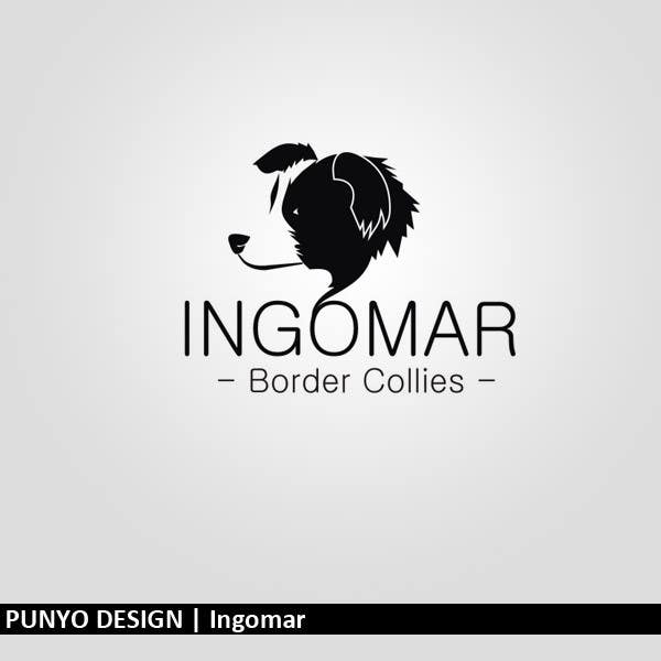 #262 for Logo Design for Ingomar Border Collies by punyo