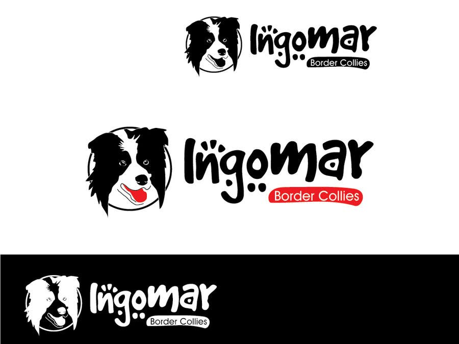 Konkurrenceindlæg #105 for Logo Design for Ingomar Border Collies