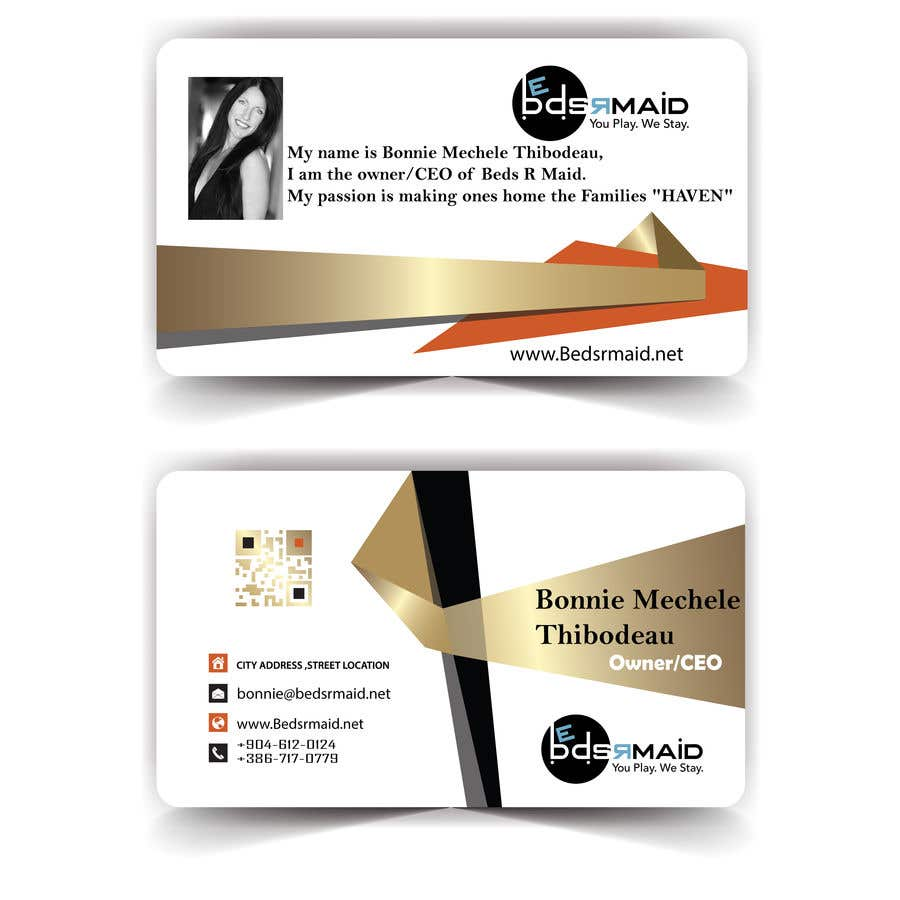 Entry #4 by mdnayeem422 for design 4X6 business cards for a ...