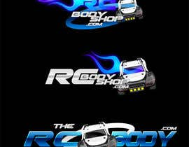 MJBenitez tarafından Logo Design for The RC Body Shop - eBay için no 58