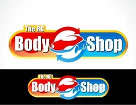 #20 para Logo Design for The RC Body Shop - eBay por jummachangezi