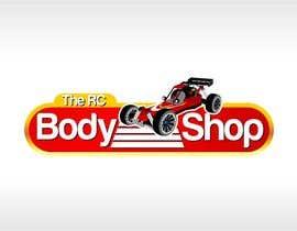 jummachangezi tarafından Logo Design for The RC Body Shop - eBay için no 31