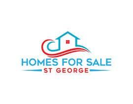 "Nro 85 kilpailuun Design a Logo for ""Homes For Sale St George"" käyttäjältä Mahabub2468"