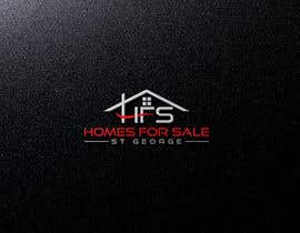 """Nro 96 kilpailuun Design a Logo for """"Homes For Sale St George"""" käyttäjältä baiticheramzi19"""