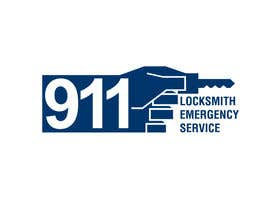 #43 for Logo for a locksmith company by EASPL