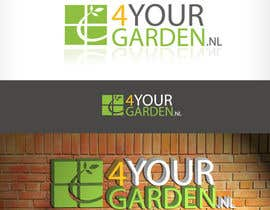 nº 233 pour Logo Design for 4yourgarden.nl par RBM777