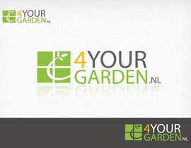 nº 232 pour Logo Design for 4yourgarden.nl par RBM777