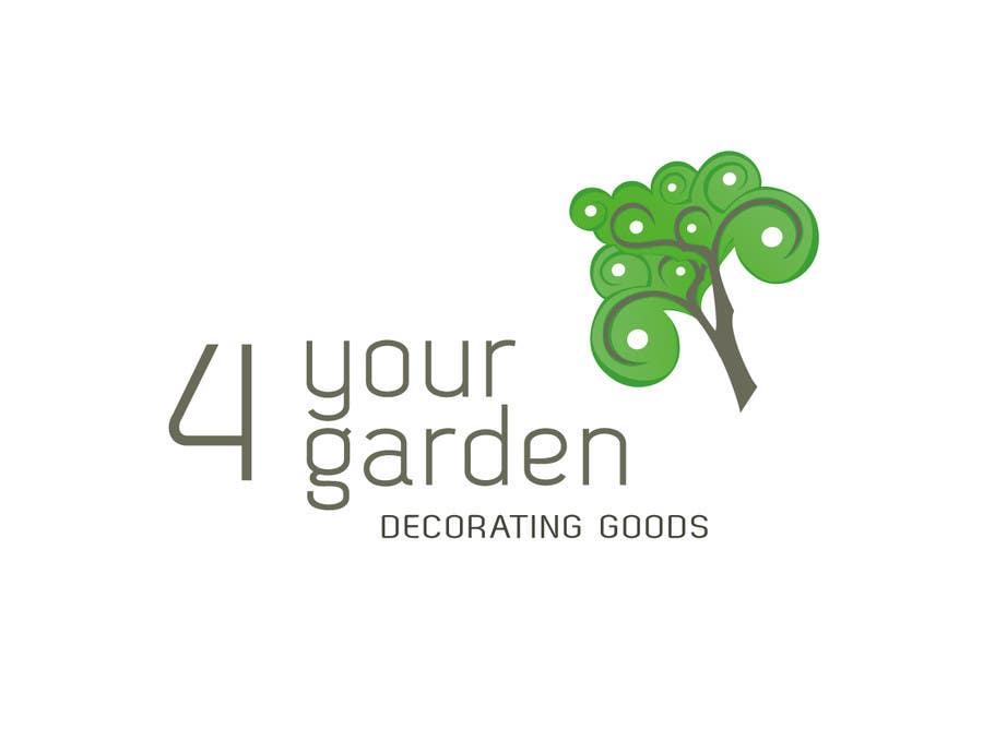Kilpailutyö #335 kilpailussa Logo Design for 4yourgarden.nl