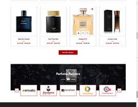 #12 for Wordpress based company website for Fragrance by mamun0069