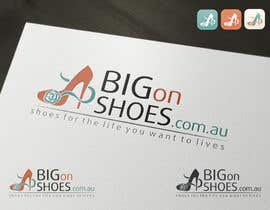 #318 para Logo Design for Big On Shoes por topcoder10