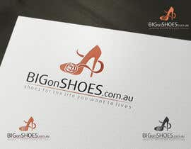 topcoder10 tarafından Logo Design for Big On Shoes için no 111