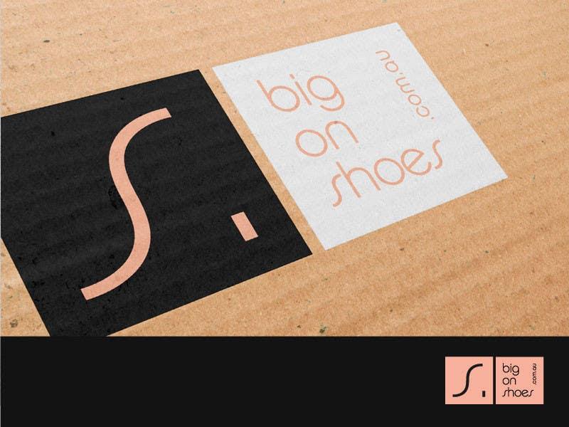 Inscrição nº 284 do Concurso para Logo Design for Big On Shoes