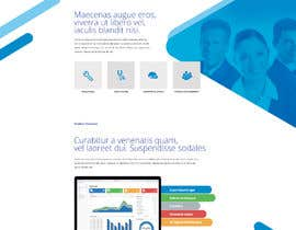 #19 for Design and build a website (landing page) for a company. Multilanguage by helpyourjob