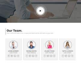 #4 for Design and build a website (landing page) for a company. Multilanguage by ahammadcomilla