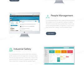 #34 for Design and build a website (landing page) for a company. Multilanguage by tamamanoj