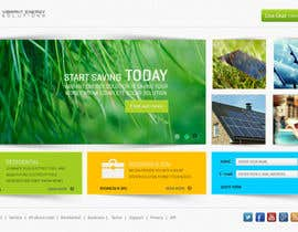 #108 untuk Website Design for Vibrant Energy Solutions oleh Bkreative