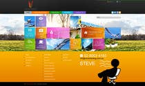 Graphic Design Конкурсная работа №47 для Website Design for Vibrant Energy Solutions