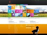 Graphic Design Конкурсная работа №48 для Website Design for Vibrant Energy Solutions